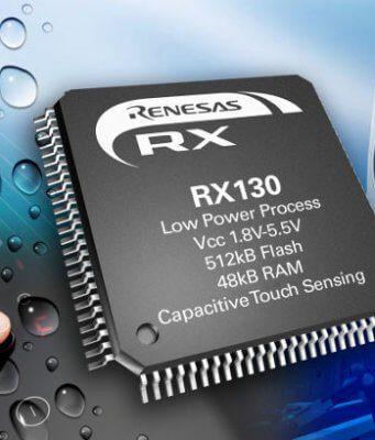 MCUs con memoria Flash de 512 KB