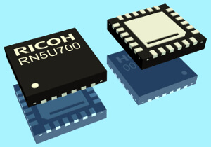IC de control de carga para puertos USB