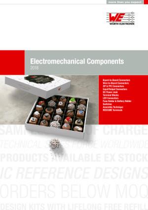 Catálogo de componentes electromecánicos