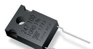 Resistencias de baja inductancia AEC-Q200