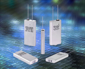 Condensadores compactos electrolíticos