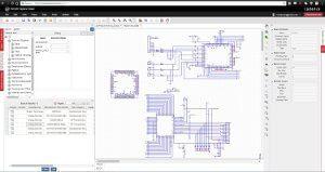 Herramienta online para diseño de PCBs