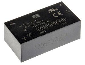 Convertidores de potencia compactos