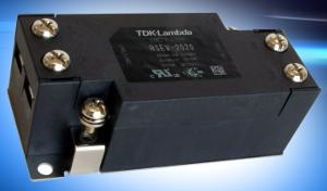 Filtros compactos EMC monofásicos
