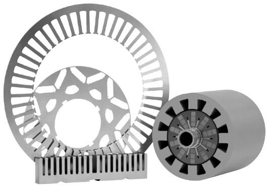 Materiales especiales magnéticos para automoción
