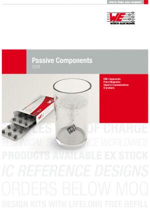 catálogo de componentes pasivos 2018