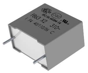 Condensadores para entornos industriales