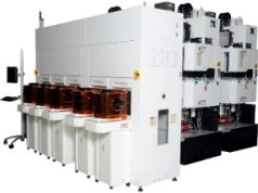 Módulo de grabado ECR por microondas
