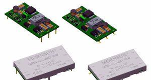 Convertidores SMD ultra finos de 6 y 10 W
