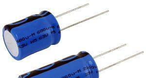 condensadores con capacidad de vibración