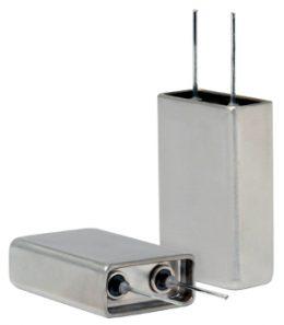 Electrolíticos herméticos de bajo perfil