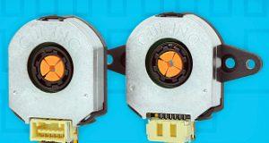 Encoders modulares absolutos compactos