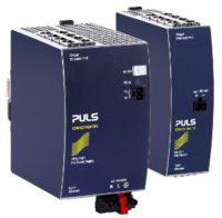 Inyectores PoE de ocho puertos para carril DIN