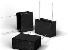 Condensadores compactos de película de polipropileno