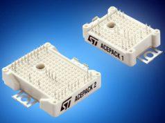 Módulos IGBT para aplicaciones industriales