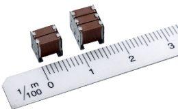 Condensadores MLCC con alta capacidad y baja ESR