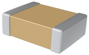 Condensadores chip con protección ESD