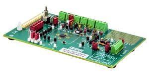DAC de 16 bit monocanal de bajo consumo