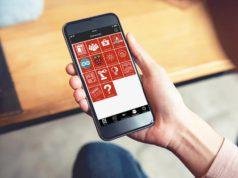 app de diseño para iOS, Android y Windows