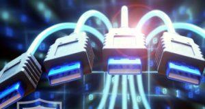 Protector de fallos eléctricos para puertos USB