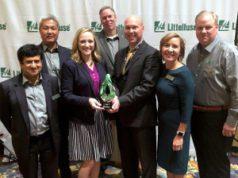 Mouser premiado como Distribuidor de Servicio en 2017
