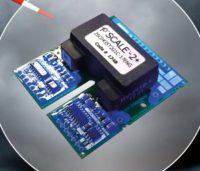 Controladores con conformal coating