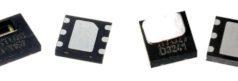 Sensores ambientales con estructura de die