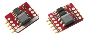 Transceptores SMD CAN / 485 de marco abierto