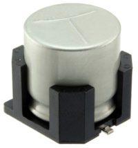 Condensadores SMD electrolíticos anti-vibraciones