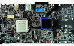 Tarjeta de expansión para placa RISC-V/Linux