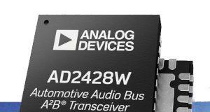 Transceptores A2B para aplicaciones emergentes