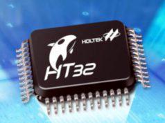 MCU de 32 bit con periféricos de alta velocidad