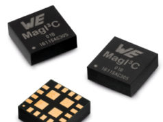 Convertidor con inductor y condensadores integrados