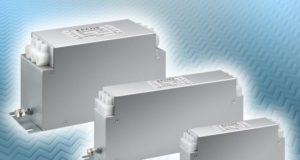 Filtros EMC de tres líneas de alto rendimiento