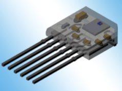 Sensor de ángulo en encapsulado TO-6