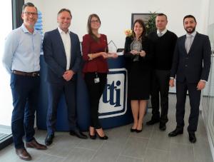 Premios al mejor distribuidor del 2017 para C&K