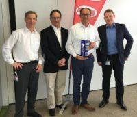 Premio al distribuidor de catálogo europeo 2017