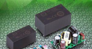 Fuentes de 3 y 10 W para PCB