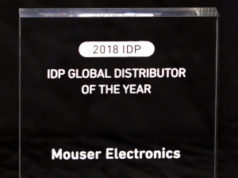 Mouser nombrado distribuidor top global 2017 por Qorvo