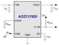 Switch para protección de corriente de entrada