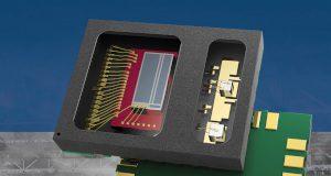 Módulo óptico integrado para detectores de humo