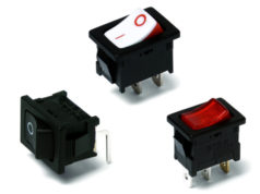 Interruptores miniatura monopolo