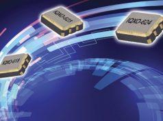 Osciladores de reloj LVPECL/LVDS