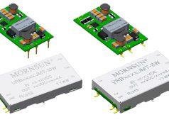 Convertidores ultrafinos CC/CC en formato SMD y DIP