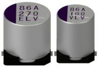 Condensadores híbridos electrolíticos