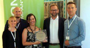 Premio a la excelencia en distribución 2017