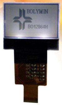 LCD gráfico en COG