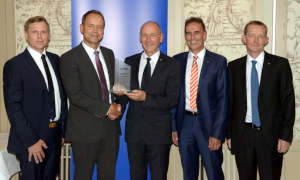 Premios anuales de distribución europeos