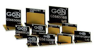 Transistores GaN de alta eficiencia