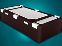 Array de diodos supresores de tensión mínima de ruptura
